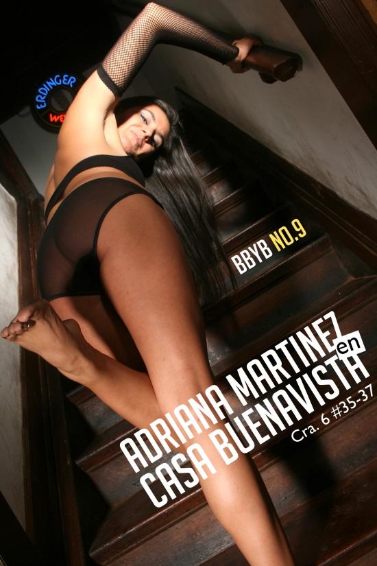 Adriana en Casa Buenavista