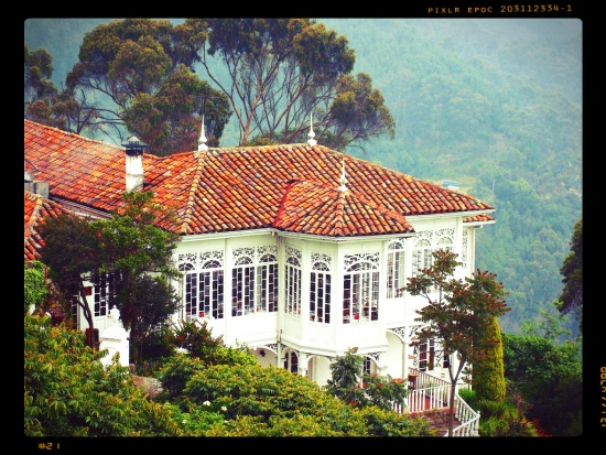Restaurante Casa Santa Clara en Monserrate